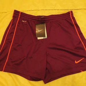 women soccer nike shorts